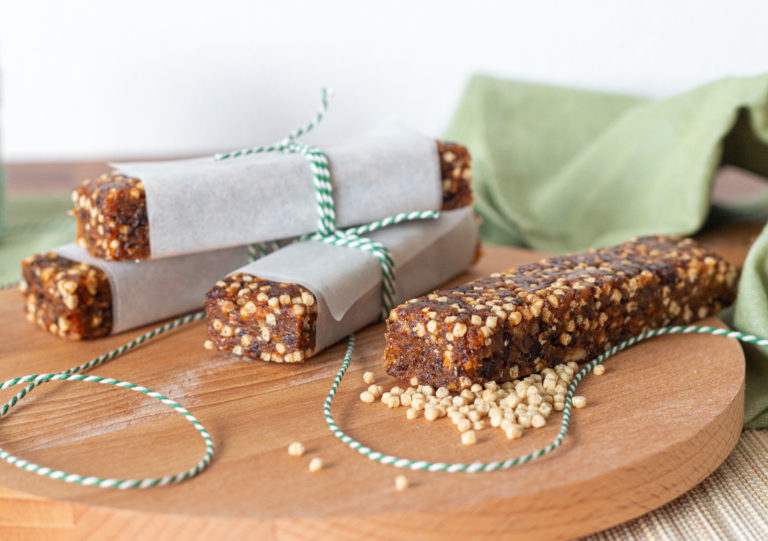 Quinoa Energy Bar